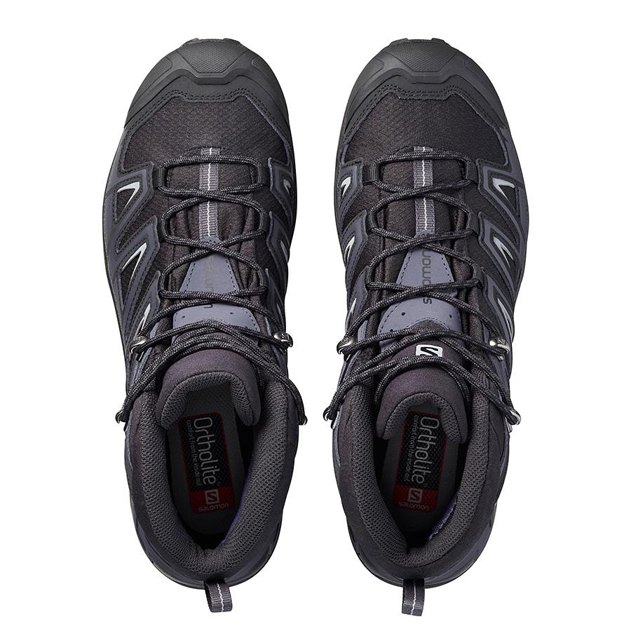 d56f86c2b6d Salomon X Ultra 3 GTX heren wandelsneaker zwart van wandelschoenen