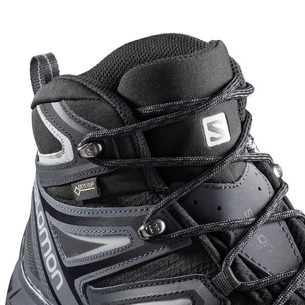 Salomon X Ultra 3 GTX heren wandelsneaker zwart
