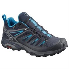 Salomon X ultra 3 gtx low heren wandelsneaker antraciet