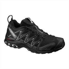 Salomon XA PRO 3D heren wandelsneaker zwart