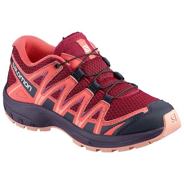 Salomon XA Pro 3D Junior jr. wandelsneaker pink