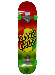 Santa cruz Screaming Hand 7.5 skateboard rood