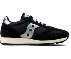 Saucony Jazz Vintage dames sneakers zwart
