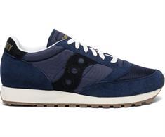 Saucony Jazz Vintage heren sneakers blauw