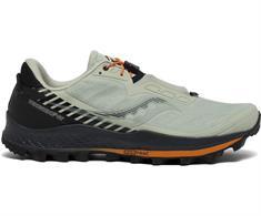 Saucony Peregrine 11 ST heren trail schoenen groen