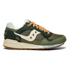 Saucony Shadow 5000 heren sneakers donkergroen