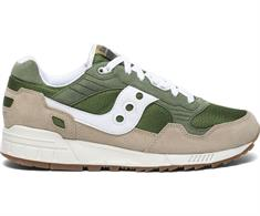 Saucony Shadow 5000 heren sneakers groen