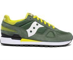 Saucony Shadow Original heren sneakers groen