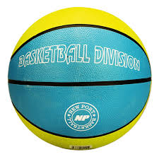 Schreuders Sport Basket ball basketbal aqua-azur