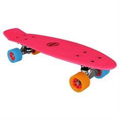 Schreuders sport Flipgrip Cruiser22.5 skateboard fuchsia