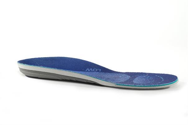 Sidas Sidas 3 Feet Low inlegzolen blauw