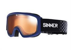 Sinner Beste Koop JR bril junior skibril marine