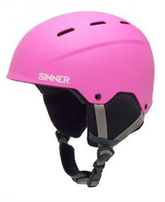Sinner Prijs Topper Bingham Kids50-54 55-58 59-62 meisjes helm pink