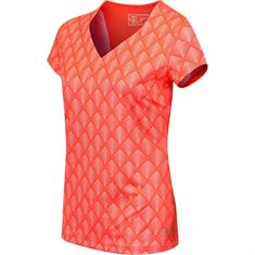 Sjeng Schalken Birdini plus 0032 dames shirt koraal