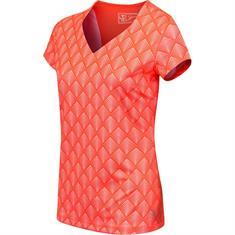 Sjeng Schalken Birdini Plus dames shirt koraal