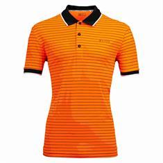 Sjeng Schalken Darcy Men Polo heren tennisshirt oranje