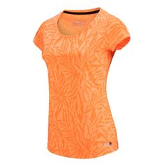 Sjeng Schalken Michelle dames sportshirt oranje