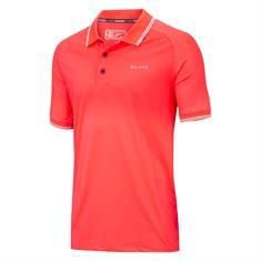 Sjeng Schalken Ronan Polo heren tennisshirt pink