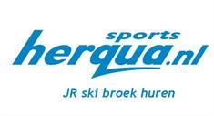 Ski broek huren Skibroek verhuur JR skibroek huren zwart