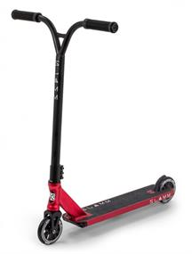 Slamm Assault IV Stuntscooter step rood