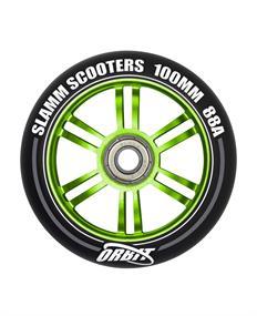 Slamm step wielen groen
