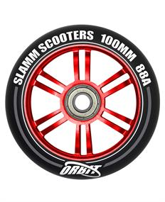 Slamm Stepwiel incl. lager step wielen rood