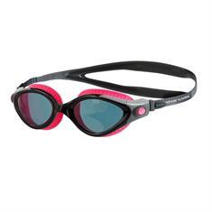 Speedo Futura Biofuse zwembril zwart