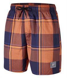 Speedo Leisure 16 heren beach short oranje