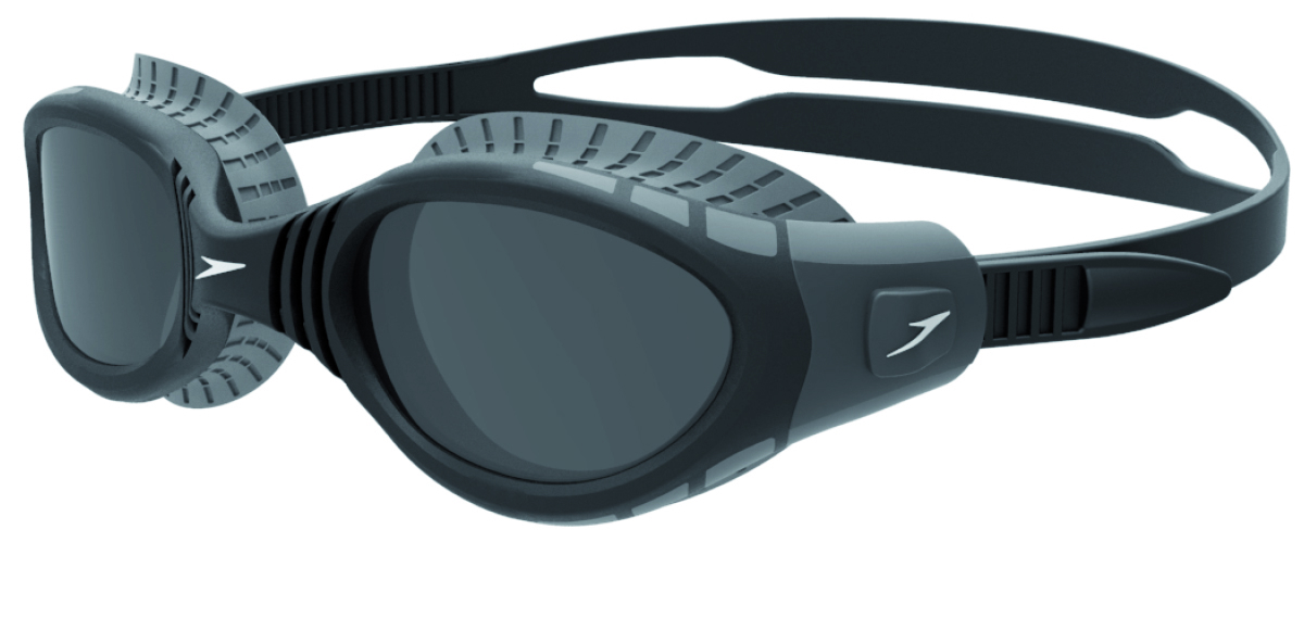 Speedo zwembril zwart