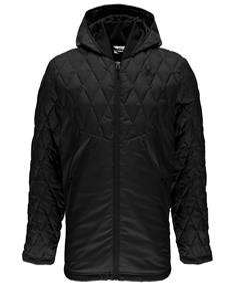 Spyder Ouzu Synthetic Hoody allseason heren jas zwart