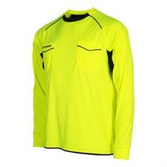 Stanno Scheids Shirt geel scheidsrechtershirt geel