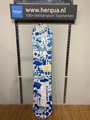 Stuf 9-619 Conquest kinder board gebruikt blauw