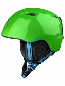 Stuf Azura Green junior helm groen