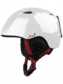 Stuf Azura White JR junior helm wit