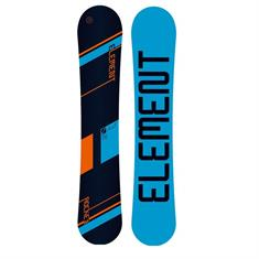 Stuf Element JR allmountain snowboard jr. zwart