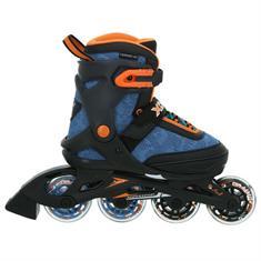 Stuf Xoom 2 Boy inline skates / skeelers zwart