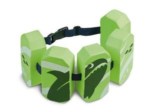 Stuf Zwemgordel zwemkurkjes groen
