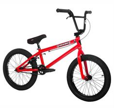 SUBROSA Subrosa Tiro 18 Inch bmx fiets rood