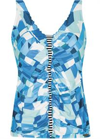 Sunflair 28092.923 bikini top blue