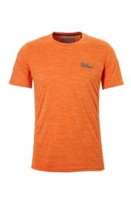 Super Dry Active training tee heren sportshirt oranje