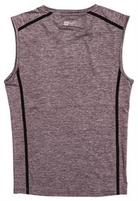 Super Dry Athletic tank heren singlet licht grijs