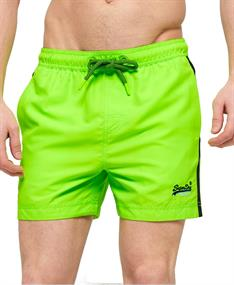 Super Dry Beach Volley Swim heren beach short mint