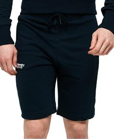 Super Dry Core Sport Shorts heren sportshort marine