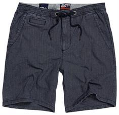 Super Dry Suncorched Chino Short heren casual short marine