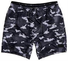 Super Dry Surplus Swim Short heren zwembroek zwart