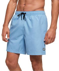 Super Dry Surplus Swimshort heren beach short bleu