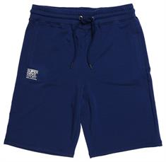 Super Dry Training Flex Short heren sportshort marine