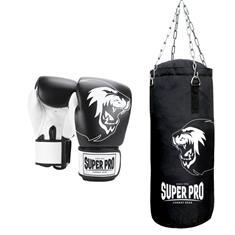 Super Pro Combat Gear Bokszakset Junior bokszakset zwart