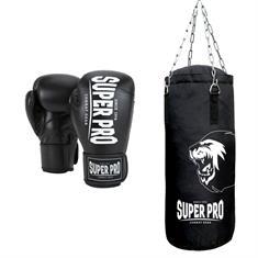 Super Pro Combat Gear Bokszakset Senior bokszakset zwart