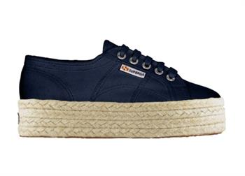 Superga Cotropew Dames sneakers marine